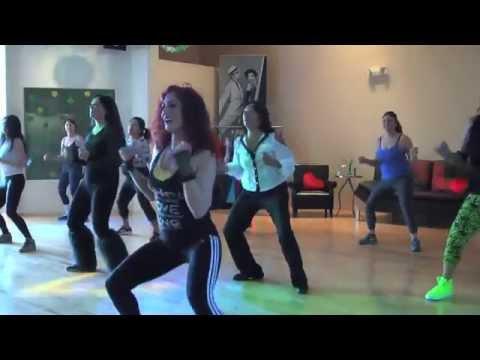"""""""Tao Boa""""-Samba/Zumba Routine"""