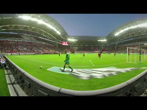 Kazan Arena opens its doors ahead of FIFA World Cup 2018