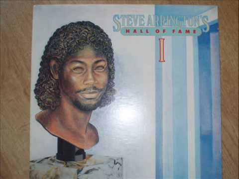 Steve Arrington  Nobody can be you