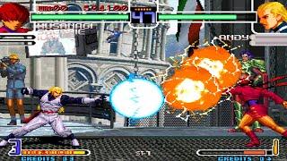 [TAS] KOF 2002 3rd Strike Of Orochi - Kusanagi, Orochi Shermie & Iori / Orochi Iori