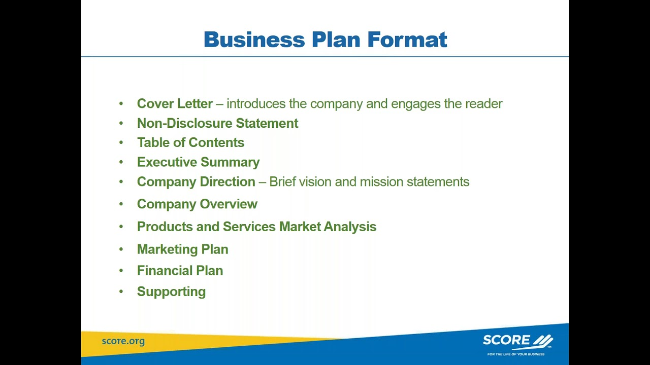chanoch nissany business plan