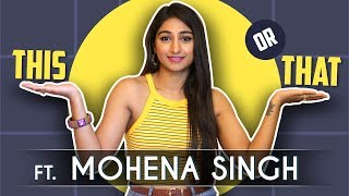 [6.47 MB] This Or That Ft. Mohena Kumari Singh | India Forums