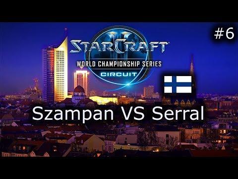 Serral VS Szampan - PvZ - WCS Leipzig 2018 - FINAL Boss - polski komentarz