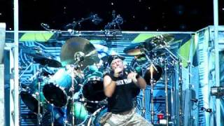 Iron Maiden - Ghost Of The Navigator (Live In Quebec City in 2010)