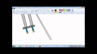 как нарисовать  оружия  черепашек ниндзя  на  компьютере(май френд учитесь., 2015-05-10T20:10:41.000Z)