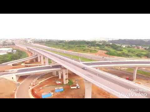 Umhlanga N2 bridge 2018