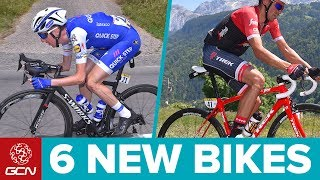 6 Brand New Road Bikes | Prototype Bike Tech