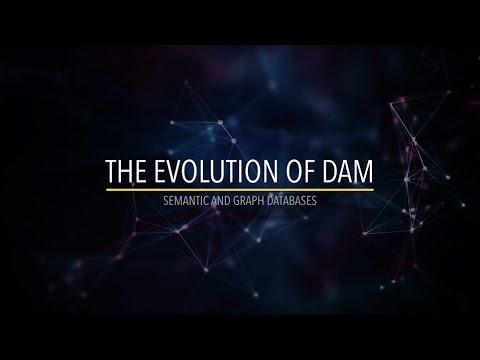The Evolution of DAM - Semantic Databases