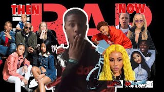 """Reacting to """"The Rap Game"""" Season 1 cast THEN & NOW!!"""