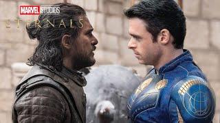 Eternals Trailer: Kit Harington Black Knight and Ikaris Explained - Marvel Phase 4