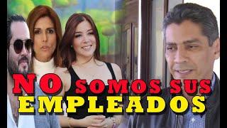 LE LLUEVE DE TODO A  Gustavo López así reaccionan los disidentes