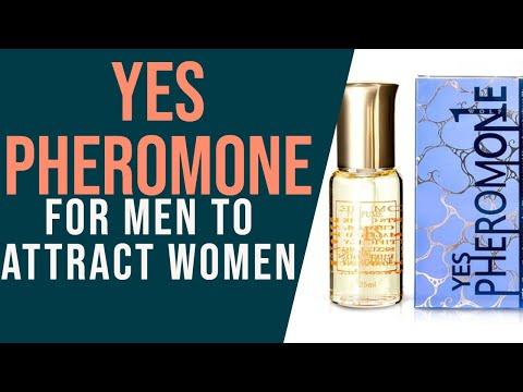 yes pheromone perfume for men to attract women