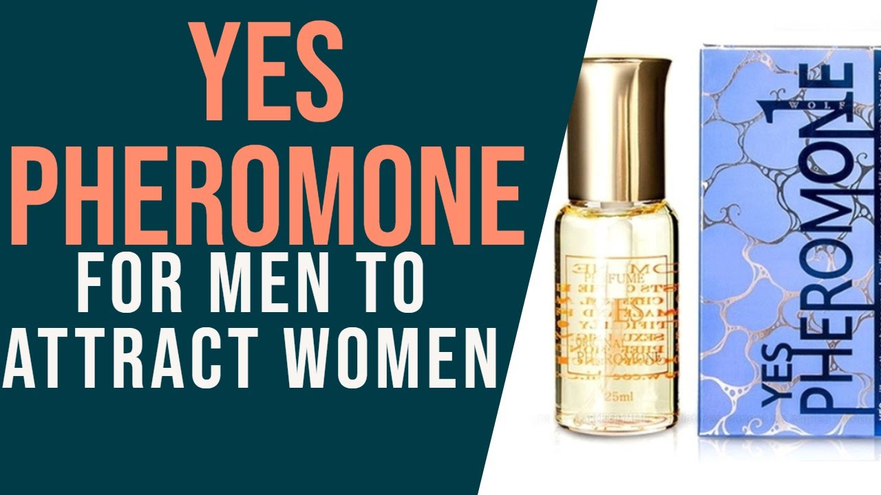 yes pheromone perfume for men to attract women - YouTube