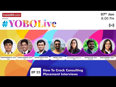 #YOBOLive Ep.25: How To Bag Consulting Job Offers | BCG, McKinsey, Bain, PwC, Deloitte, GEP