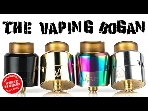 Pulse 24 RDA Vandy Vape | Full Review | The Vaping Bogan