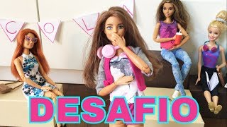 DESAFIO ♫ BARBIE PARÓDIA  DESPACITO - Luis Fonsi Ft Justin Bieber Video
