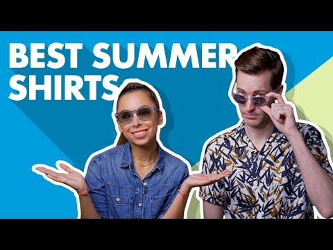 5 Summer Shirts Every Man Should Own