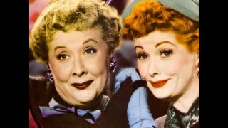 Lucille Ball and Vivian Vance 'My One True Friend' ❤️ Sisters Always❤️