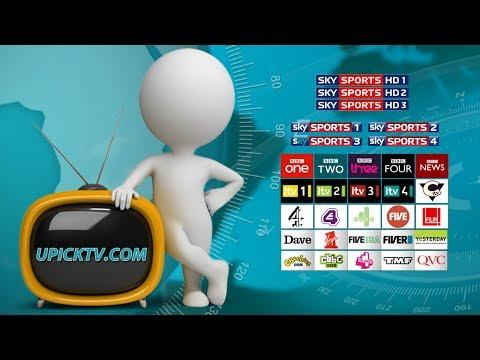 Watch UK Freeview Channels Online