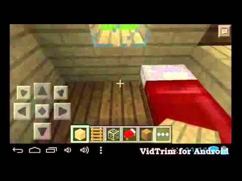Como hacer una litera en minecraft pe decoraciones youtube - Como hacer una litera ...