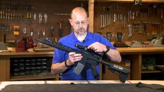 American Rifleman Television Review – Leupold Mark IV Rifle Scope