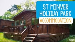 St. Minver Holiday Park Accommodation, Cornwall
