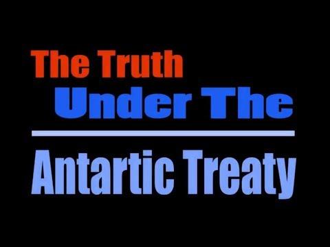 The Truth Under The Antarctic Treaty?