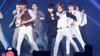 150110 Super Junior world tour