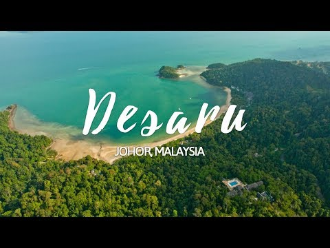 Lotus Desaru Beach Resort & Spa (莲花迪沙鲁海滩度假村) Johor Bahru Malaysia 2016 Travel Video [HD]