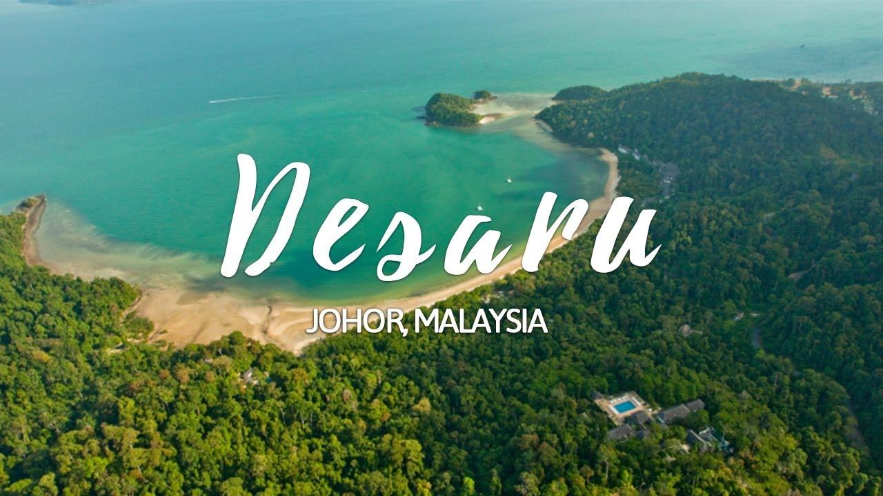 Lotus Desaru Beach Resort & Spa (莲花迪沙鲁海滩度假村) Johor Bahru Malaysia 2016  Travel Video [HD] - YouTube