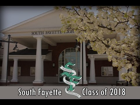 South Fayette Senior Video 2018
