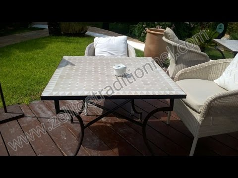 table mosaique geant casino - imcorphyferdeitruc