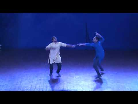 Monks mix and Raghav Rohit duo