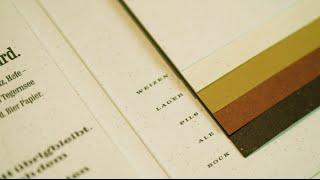 Дизайнерская Бумага и Картон. ДУКАТ @ Обзор №2