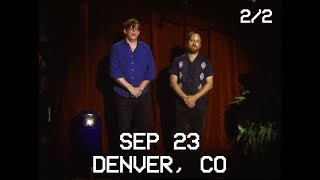 "The Black Keys - ""Let's Rock"" Tour Promo [Denver #2]"