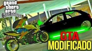 GTA San Andreas Brasil Modificado para Computador (DOWNLOAD)