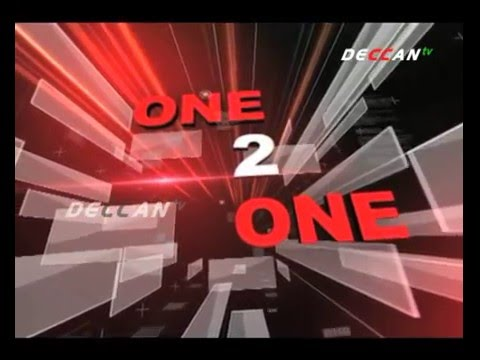 Show 110 One2One | Satish Chandar with Sandhya | Social Activist | Deccan Tv