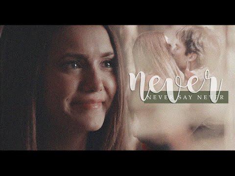 never-say-never- -damon-&-elena
