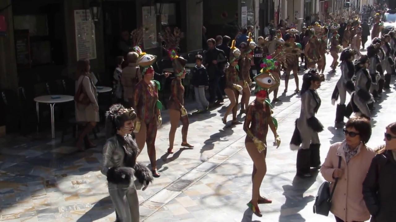 Grupo coreografico mandala carnaval 2017 youtube - Mandala carnaval ...