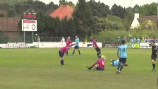 KVE Drongen - Heusden 20/04/2014 kampioenenmatch