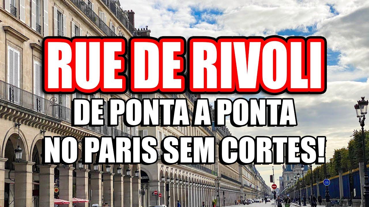 Download A RUE DE RIVOLI DE PONTA A PONTA! UM SUPER PASSEIO POR UMA DAS RUAS MAIS CHARMOSAS DE PARIS! #rivoli
