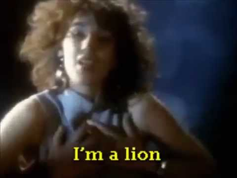 Won Ton Ton - Lion & Cheetah (Classic Karaoke Excerpt)