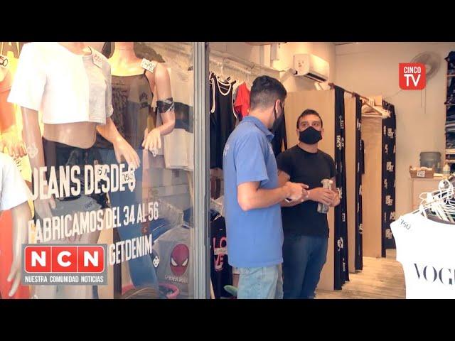 CINCO TV - Tigre inició una campaña de concientización sobre normas sanitarias por COVID-19