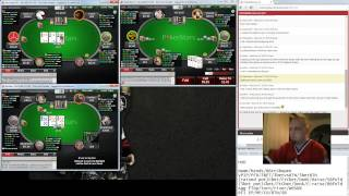 Plo25 Training With Kyyberi 7.1. 2015 (pot Limit Omaha)