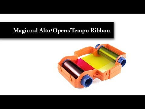 Magicard Opera Alto and Tempo Bundle Dye Film for ID card Printer