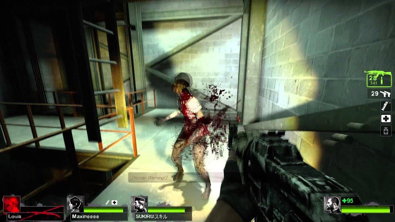 Порно из видео игр l4d