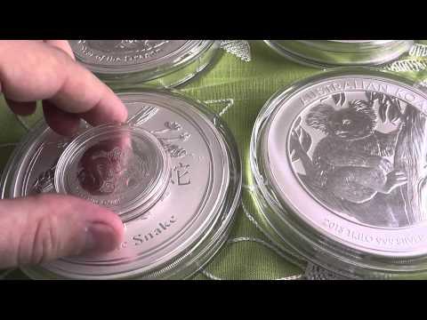 Lets Discuss Silver Kilo Coins