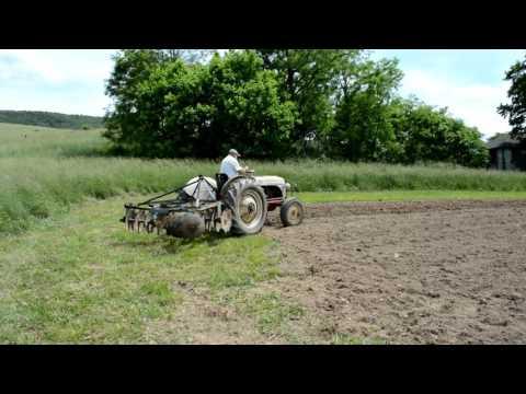 """Hemp Planting in Monroe County, West Virginia """"Making History"""""""