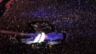 "U2 ULTRAVIOLET ""THE JOSHUA TREE ""TOUR 2017 MAY 17th at LEVI'S STADIUM SANTA CLARA"
