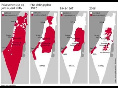 Israel Palestine Conflict: History Repeating Itself In ISRAEL LAND GRAB